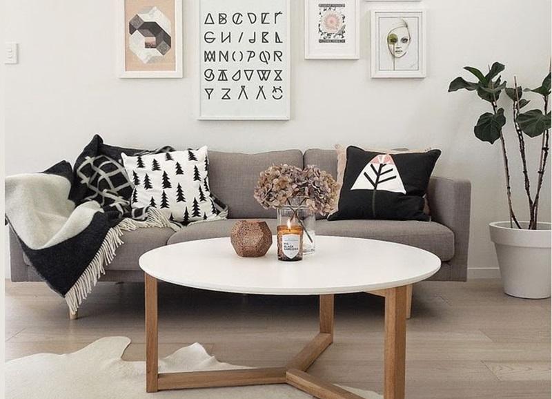 Shop the look scandinavische salontafel alles om van je huis je thuis te maken - Deco woonkamer ...