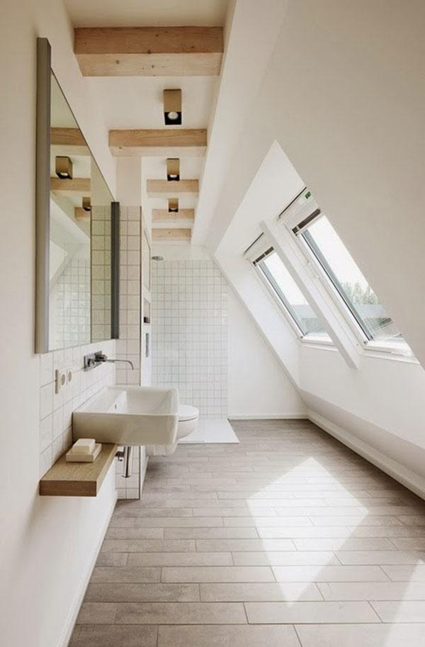 6 x Scandinavische badkamer inspiratie - Alles om van je huis je ...