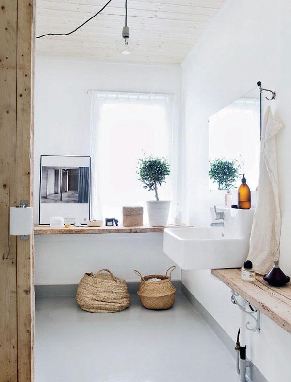 Afvoer Douche In Vloer ~ Scandinavische badkamer inspiratie  Alles om van je huis je Thuis