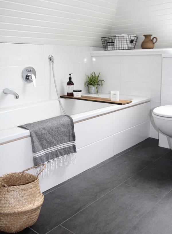 Ongebruikt 6 x Scandinavische badkamer inspiratie - Alles om van je huis je XG-78