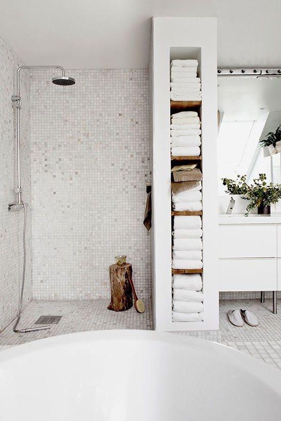 Badkamer inspiratie: 9x lichte badkamers - Alles om van je huis je ...