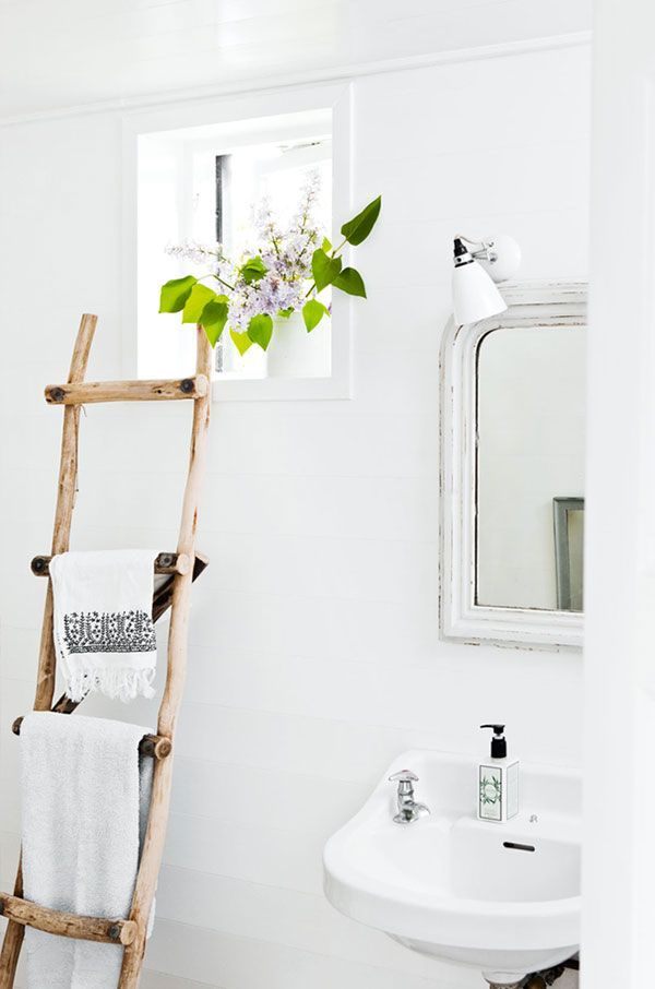 Badkamer inspiratie  9x lichte badkamers   Alles om van je huis je Thuis te maken   HomeDeco nl