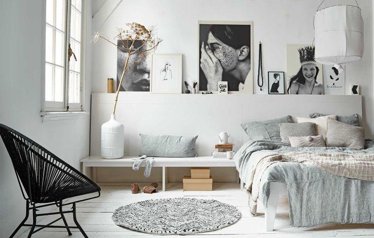 6 simpele tips om je slaapkamer een upgrade te geven - Alles om van ...