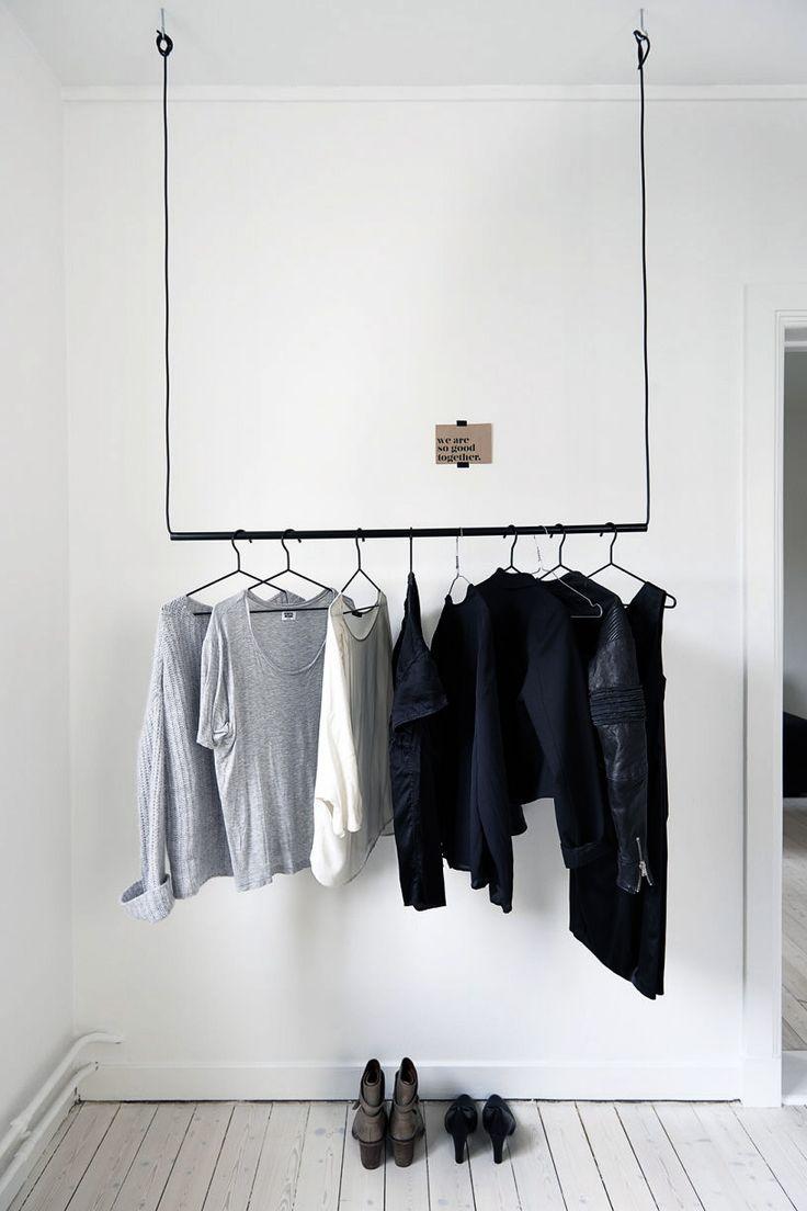 12x kledingrekken die je interieur leuker maken - Alles om van je ...